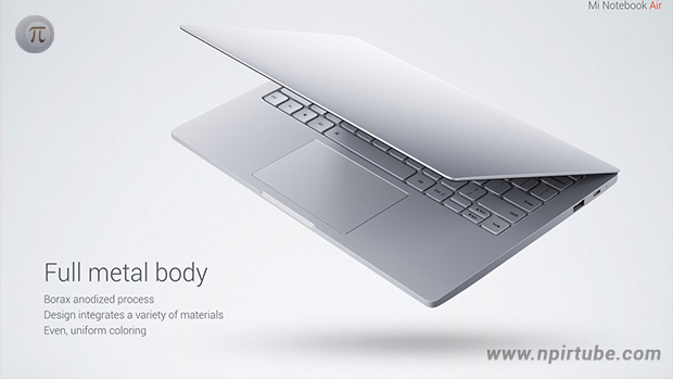 Xiaomi Notebook Air, el Macbook Air llegado de Oriente