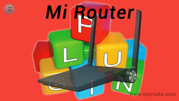Plugins en castellano Mi Router WiFi v3670
