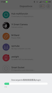 Instalador de plugins para Mi Smart Home