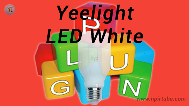 Plugin traducido al español Yeelight White v9723