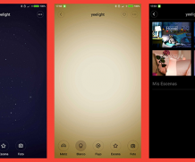 App traducida Yeelight 2.1.28