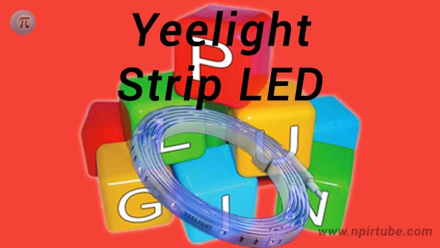 Plugins en castellano Yeelight LightStrip v8360