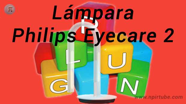 Plugin traducido Lámpara Philips Eyecare 2 v3570
