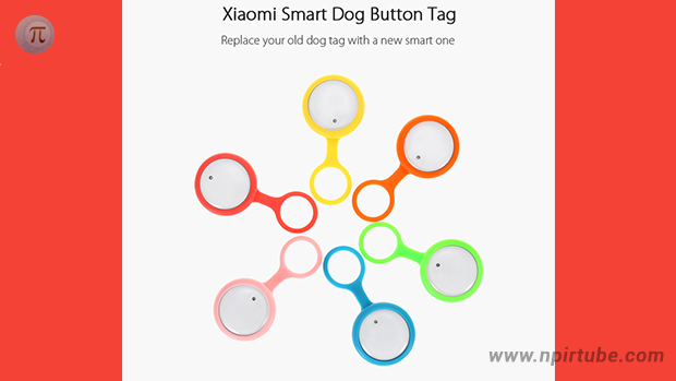 ¡¡Lo que me faltaba por ver!! Xiaomi Smart Dog Button Tag