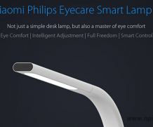 Review Philips Eyecare Smart Lamp 2