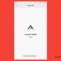 App traducida Amazfit Watch 1.3.0.1
