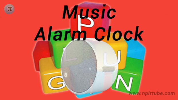 Plugin traducido Mi Music Alarm Clock