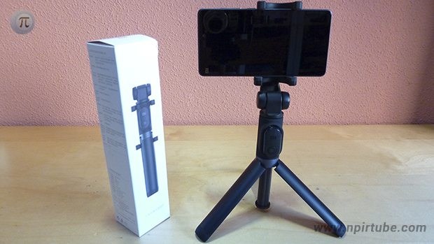 Review Xiaomi Selfie Stick Tripod