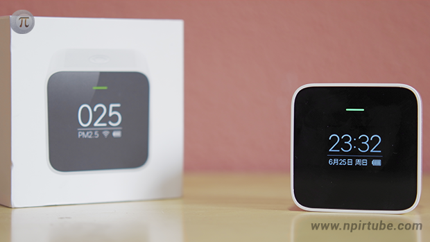 Review Xiaomi Smart Air Quality Monitor