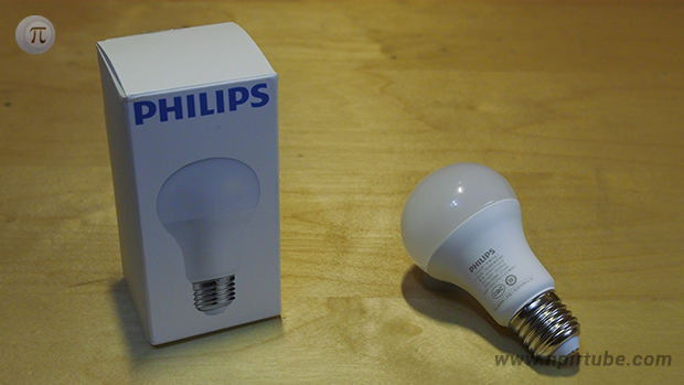 Review Philips Smart LED Bulb