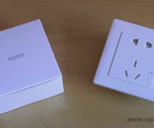 Review Xiaomi Aqara Smart Wall Socket