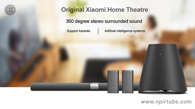 Xiaomi Bluetooth 4.1 Home Theatre, el home cinema según Xiaomi