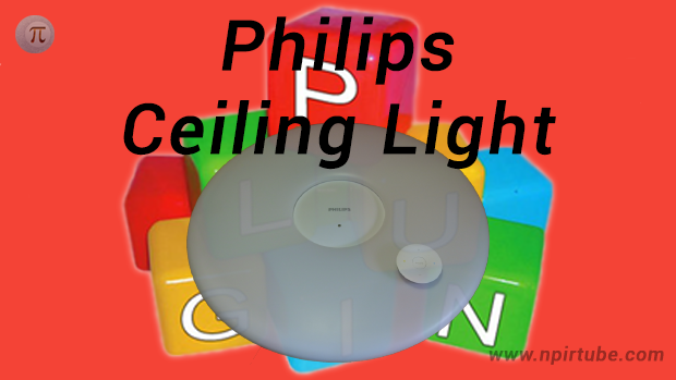 Plugins en castellano Philips Ceiling Lamp v7491