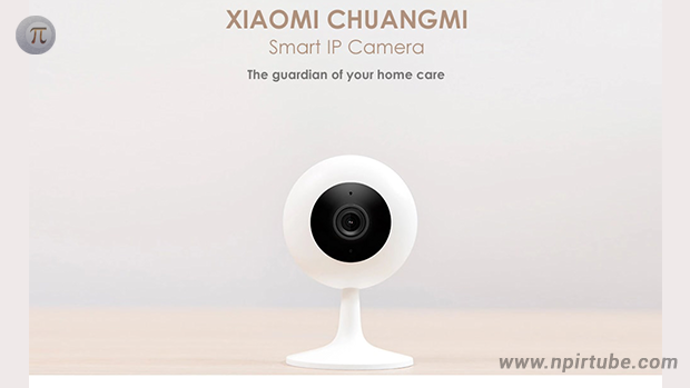 Xiaomi CHUANGMI 720P Smart Camera IR