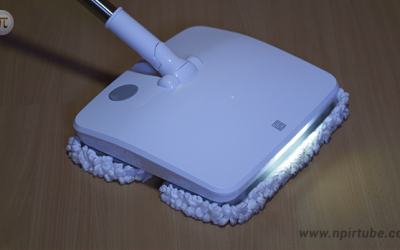 Review Xiaomi SWDK-D260 Handheld Electric Mop