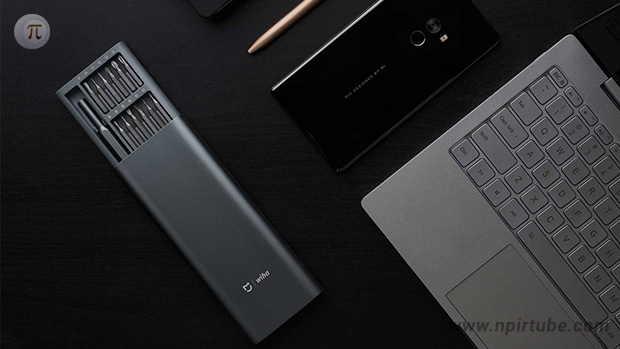 Kit de puntas de precisión Xiaomi Wiha 24 in 1