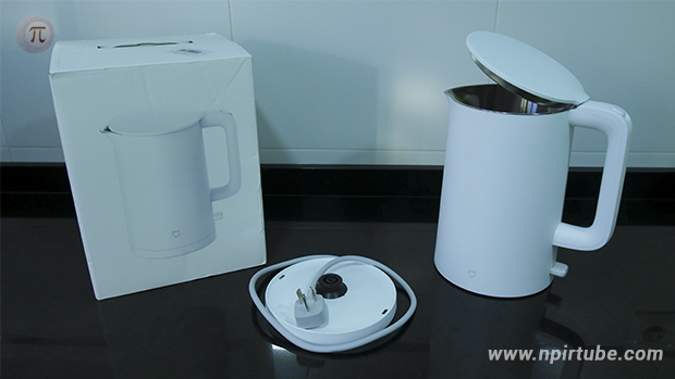Review Xiaomi Mi Electric Water Kettle