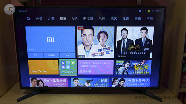 Review Xiaomi Mi TV 4A de 43 pulgadas