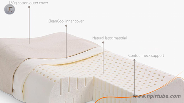 8H Rebound Memory Foam Cotton Pillow Z2