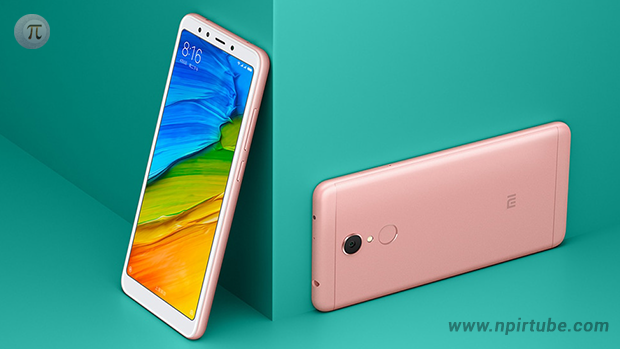 Xiaomi Redmi 5 y 5 Plus