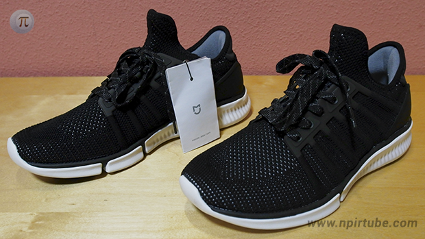 Review Xiaomi MiJia Smart Sneaker