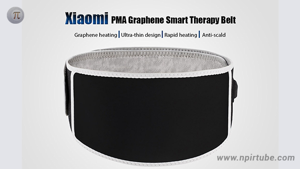 Xiaomi A10 Ultra-thin PMA Graphene Smart Therapy Belt