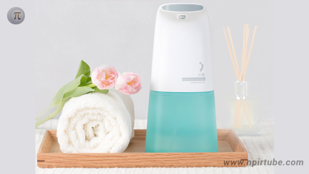Xiaomi Mijia Automatically Touchless Foaming Dish Inducs Foam Washing Soap Dispenser