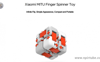 Descubre el Xiaomi MITU Building Blocks Finger Fidget Anti-stress Toy por 6 €