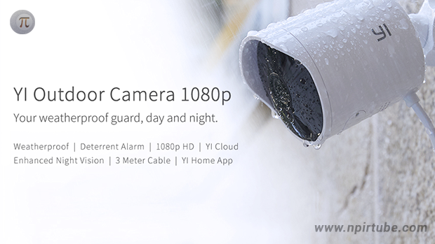 YI Outdoor Camera