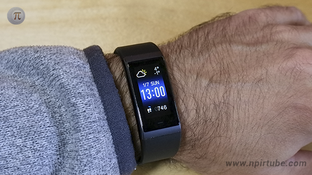 Review Amazfit Cor MiDong