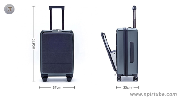 Xiaomi Business 20 inch Opening Cabin Boarding Suitcase