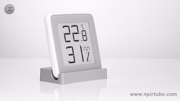 Xiaomi Mijia E-ink Screen Temperature Humidity Sensor