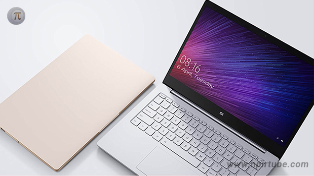 Xiaomi Notebook Air 13.3 con sensor de huellas y procesador Intel i7