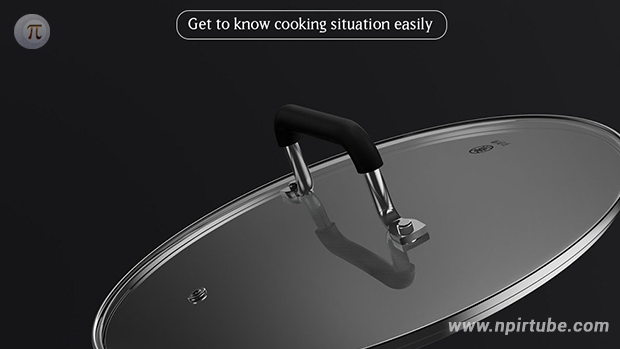 Xiaomi non-stick soup pop
