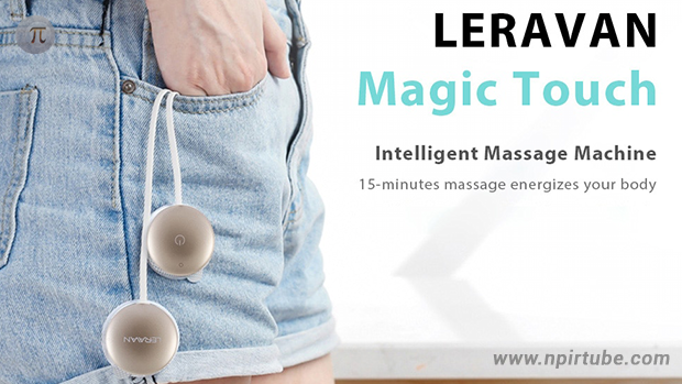 LERAVAN Magic Touch Electric TENS