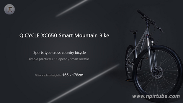 QICYCLE XC650 Smart Mountain Bike