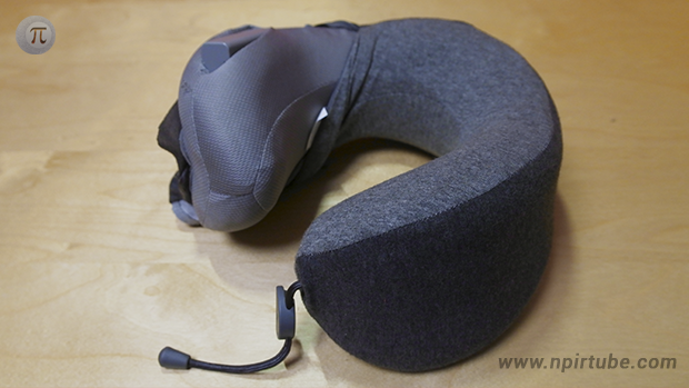 Review Leravan Neck Pillow