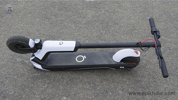 Review Qicycle EUNI ES808