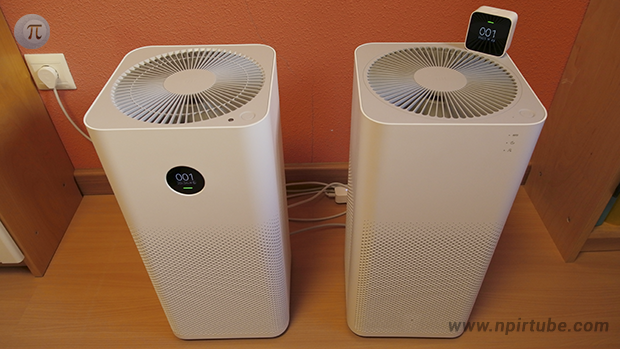 Review Xiaomi Air Purifier 2S