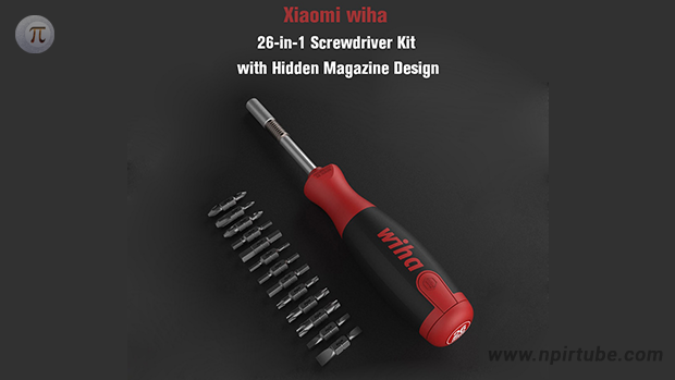 Xiaomi wiha 26-in-1 Screwdriver Kit