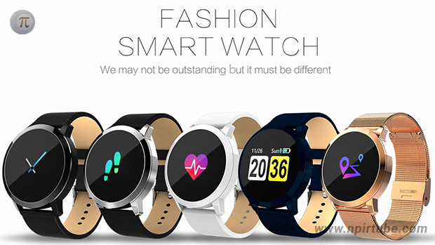 NEWWEAR Q8 Smart Watch
