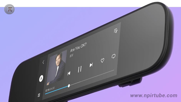 Xiaomi Mi Smart Rear View Mirror