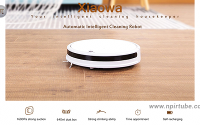 Xiaowa Robotic Cleaner Youth Edition, ya disponible en pre-reserva