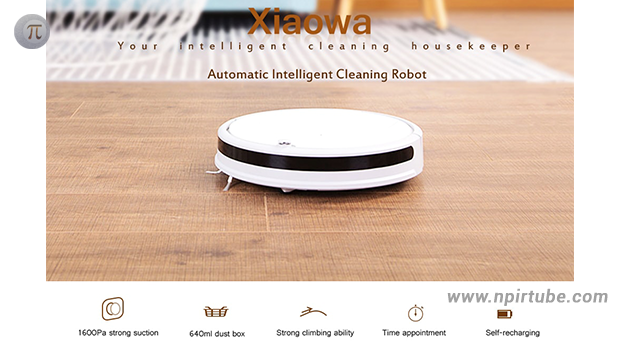 Xiaowa Automatic Intelligent Cleaning Robot