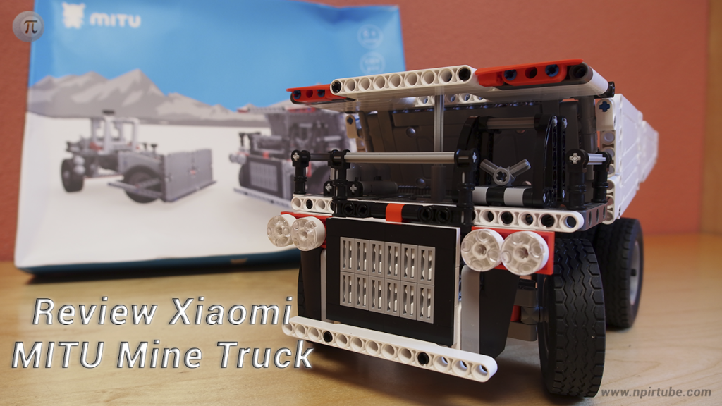 Review Xiaomi MITU Mine Truck