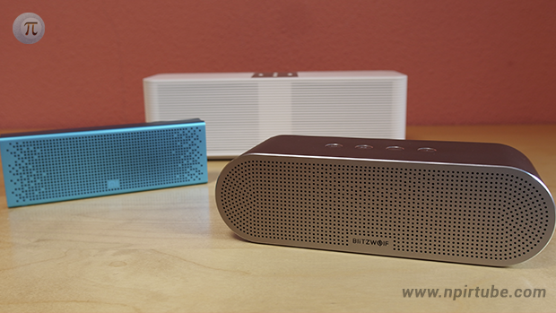Review altavoz Blitzwolf BW-AS1