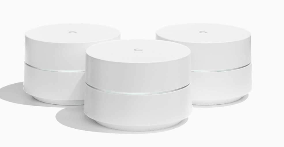 Router inteligente de Google