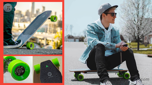 Acton Smart Electric Skateboard