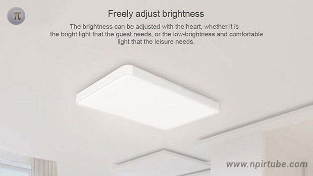panel LED Yeelight Simple LED Ceiling Light Pro