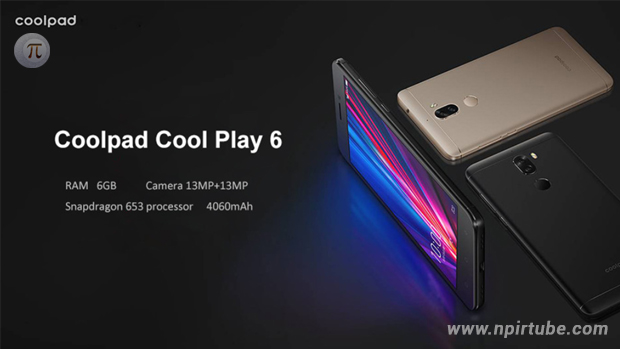 Características del Coolpad Cool Play 6